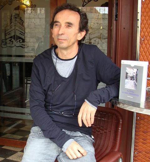 Luis Santana. Foto: L. Fraile.