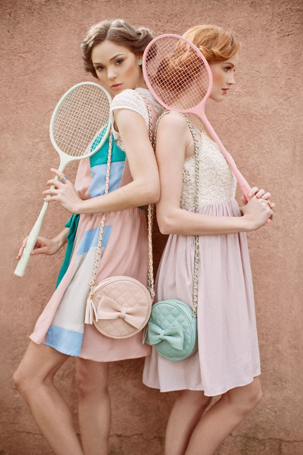 Pastel Spring Fashions by Ruche | photography by this modern romance