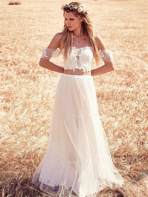 Boho Wedding Dresses: Free People's Wedding Dress