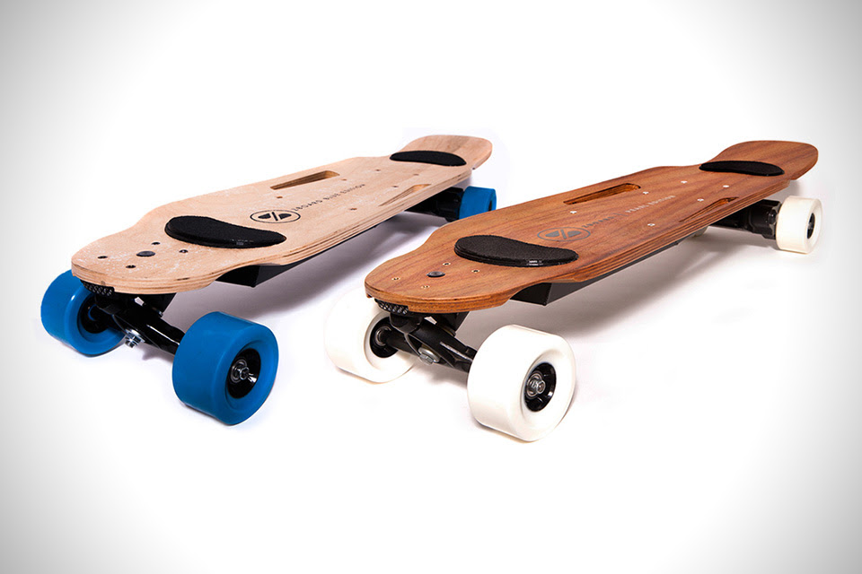 ZBoard 2 Electric Skateboard  HiConsumption