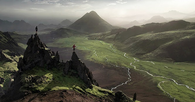 Fotos da Islândia que você não vai acreditar que são deste planeta