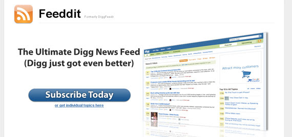 feeddit-digg-tools