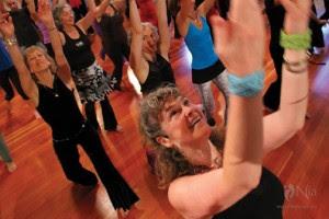Rachael Resch - Nia Teacher Trainer, Physical Therapist ...