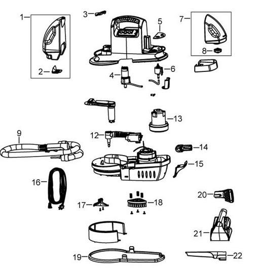 Wiring Diagram 33 Bissell Proheat Pet Parts Diagram Wiring Diagram