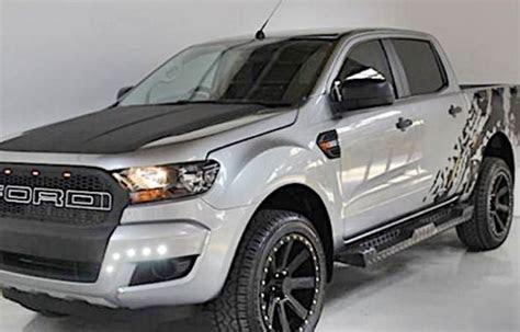2020 Ford Ranger Mpg Review