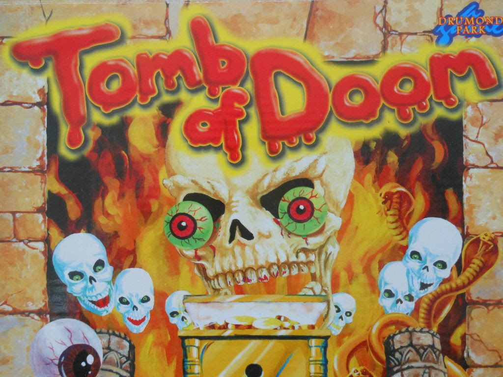 Tomb of Doom - nothing to do with Indiana Jones