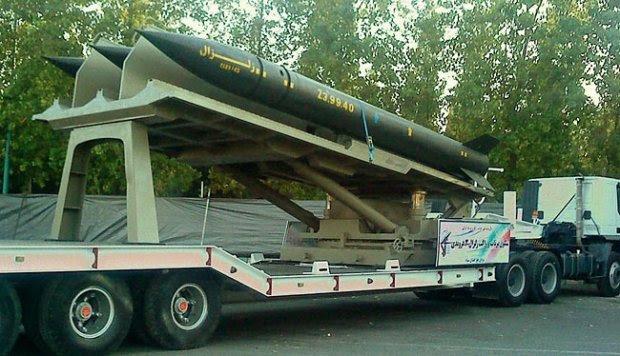Rudal-rudal Balistik Iran yang Canggih dan Menakutkan