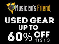 $49 Free Shipping at MusiciansFriend.com