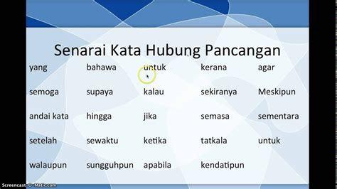 kata hubung lessons tes teach