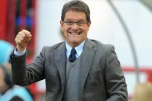 Фабио Капелло назвал состав сборной России