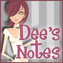 Dee's Notes