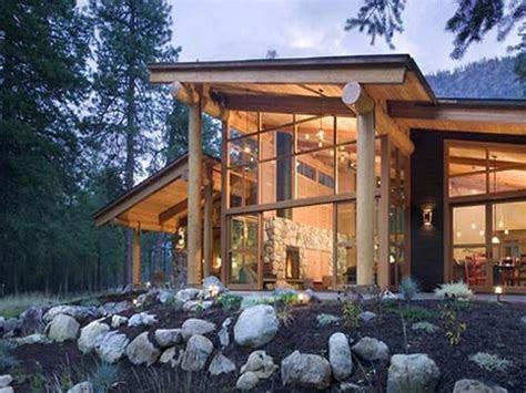 rustic mountain cabin designs modern mountain cabins