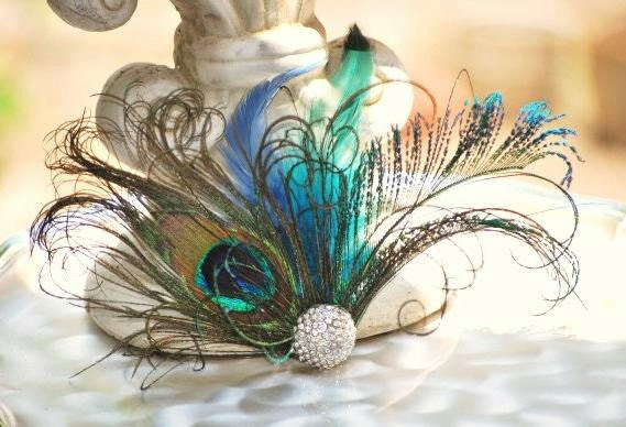 Bride Bridal Party Bridesmaid Gift Burlesque Derby Teal Navy Gold