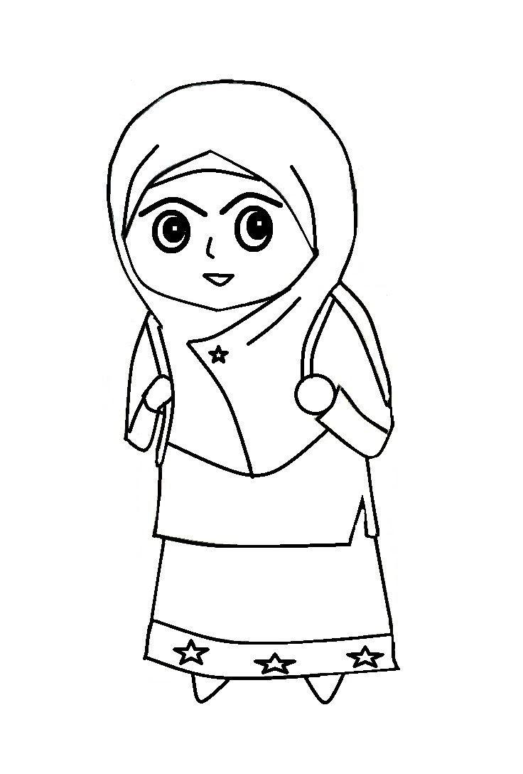 Gambar Kartun Anak Remaja Top Gambar