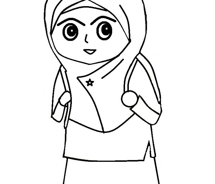 Top Gambar Kartun Animasi Hitam Putih Design Kartun