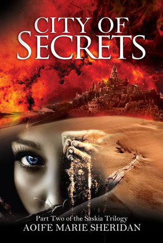City of Secrets (Saskia Trilogy #2)