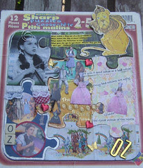 Wizard of Oz Altered Puzzle