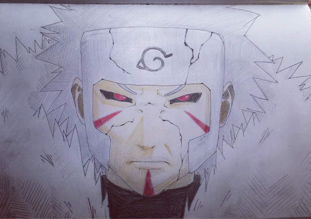 Tobirama Senju Fanart Naruto Amino