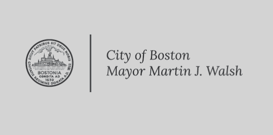 City of Boston Mayor Martin J. Walsh
