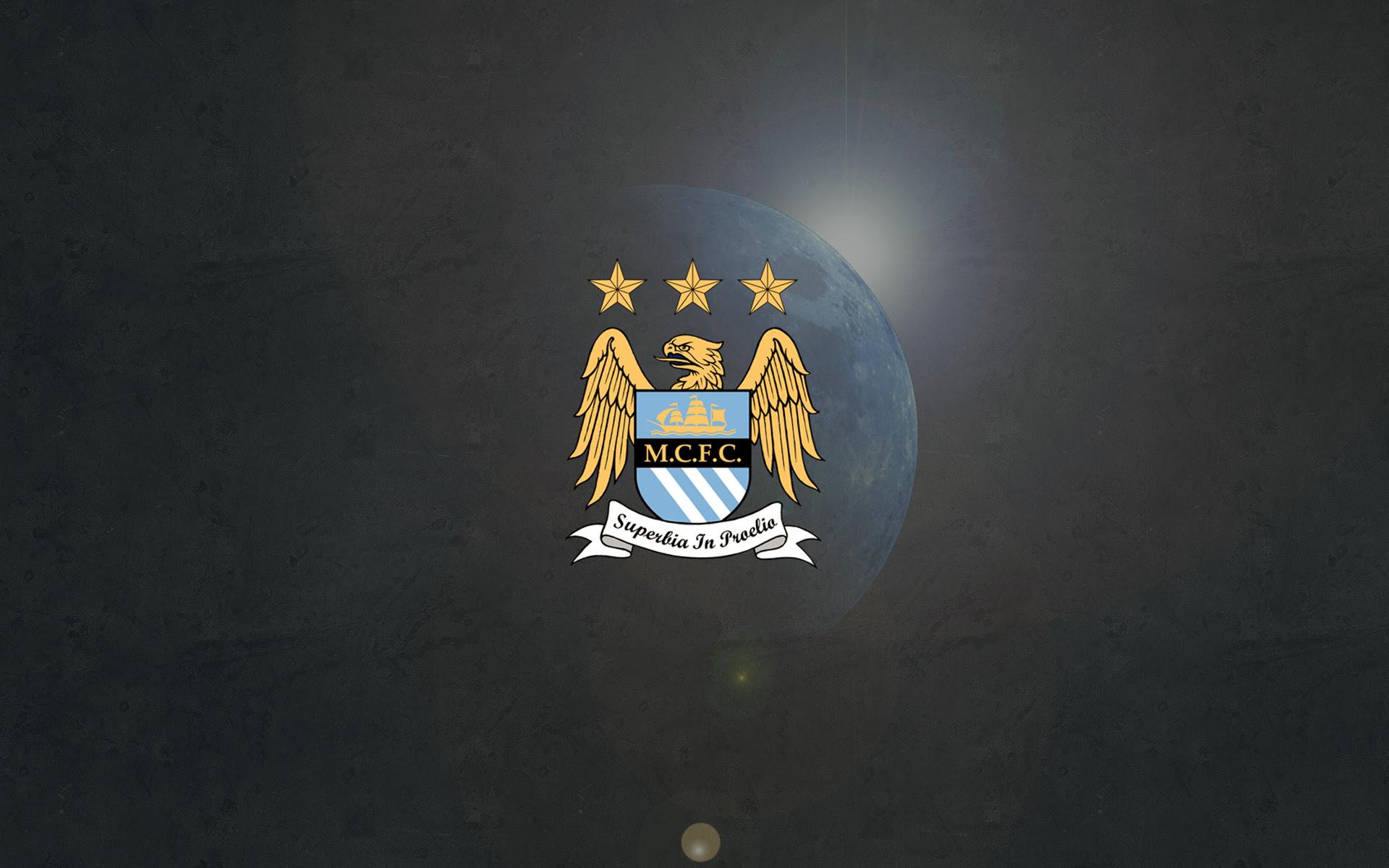 Manchester City Logo Wallpaper HD | Wallpup.com