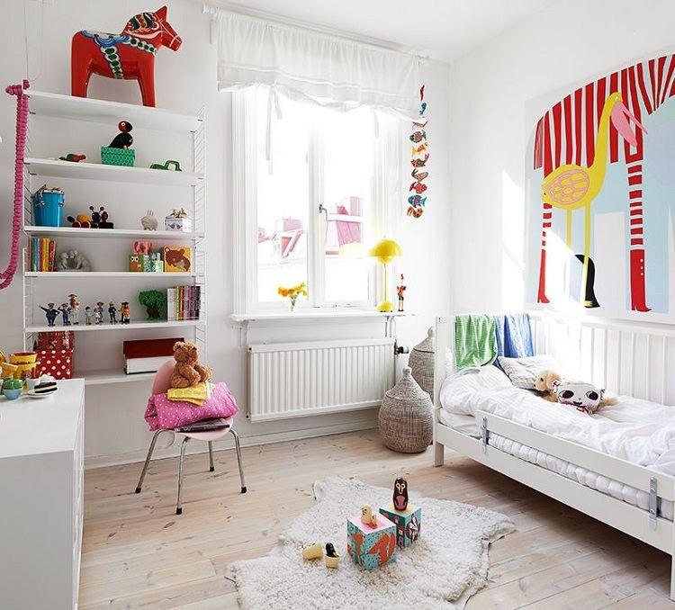 Kinderzimmer im skandinavischen Stil einrichten 24 Ideen