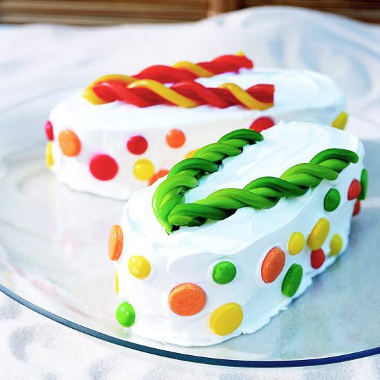 Flip-Flop Cake