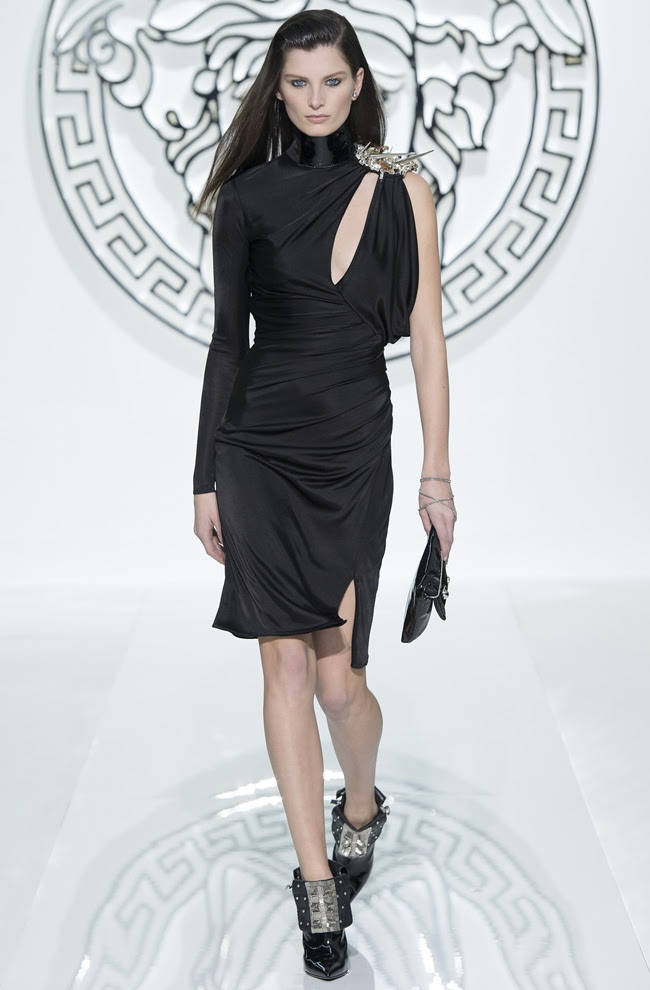 dress2 VERSACE Women's FW1314_