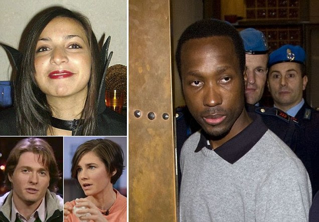Meredith Kercher killer freed from prison to study after serving just six years of his sentence