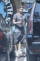 david beckham shows off tattooed arms after sweat sesh 05
