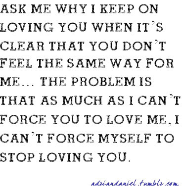 Cant Stop Loving You Quotes Tumblr