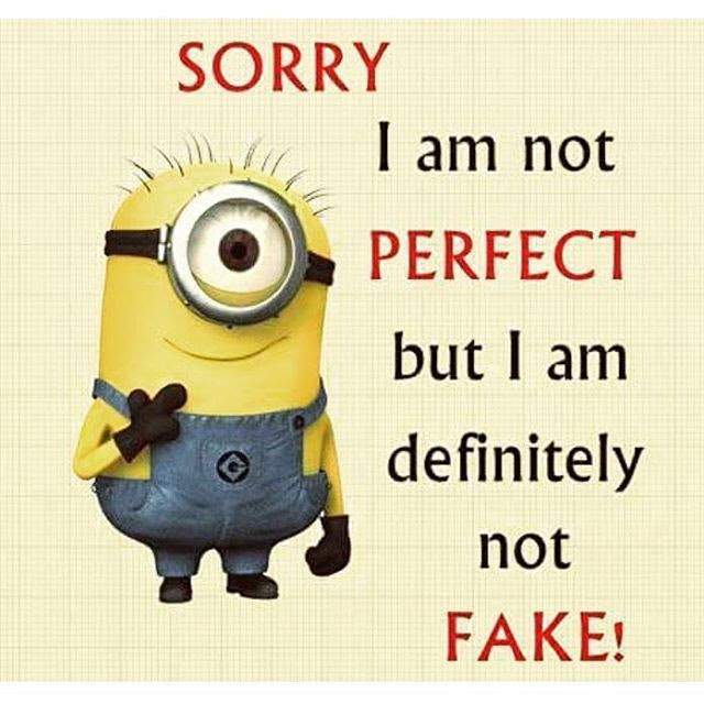 I Am Not Perfect But I Am Definitely Not Fake Pictures Photos And