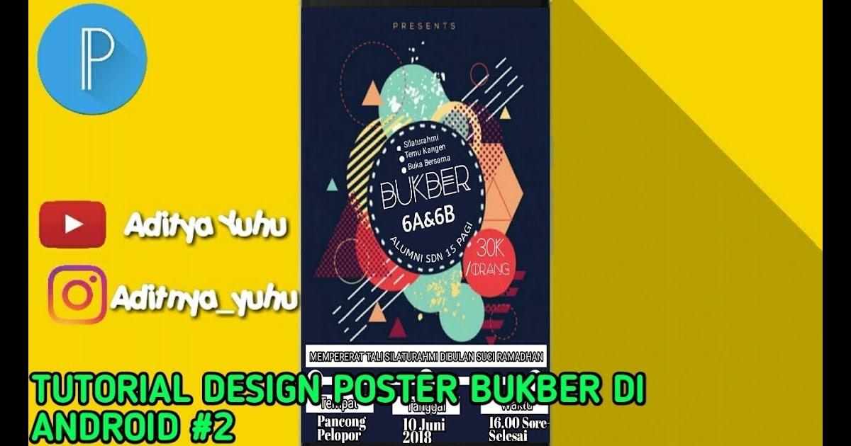 Desain Banner Buka Bersama - desain spanduk keren