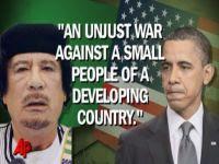 Qaddafi's Libya is not Obama's Libya. 44397.jpeg