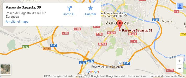 Localización Clínica Oftalmológica Aravis