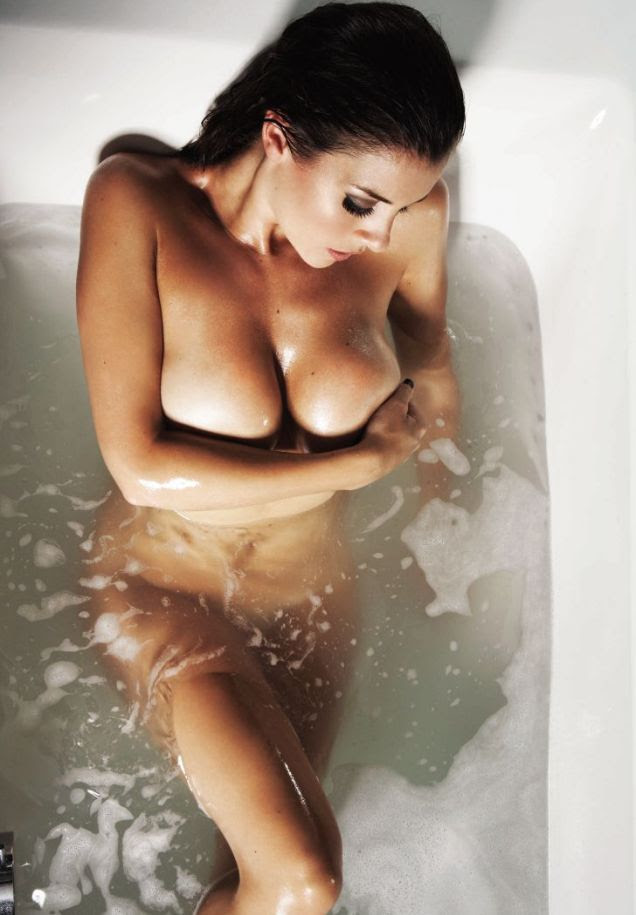 Big Brother 2010? The raunchier the better, says Imogen Thomas (Pics: Zoo magazine)