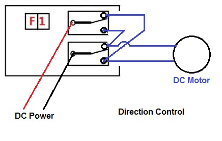 Need Help Wiring Relay For Motor Reverse General Electric Imp Forums