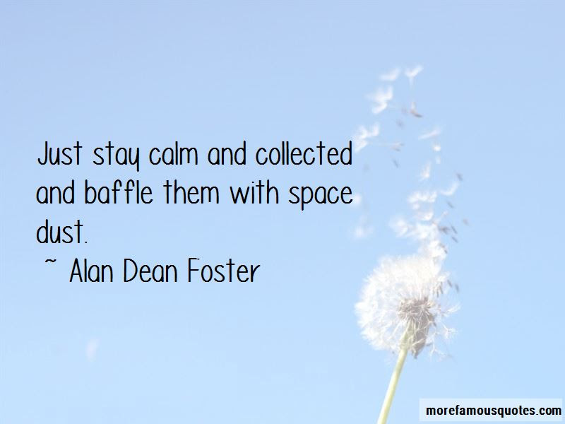 Calm Collected Quotes Top 28 Quotes About Calm Collected From