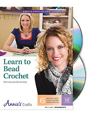 Crocheting With Beads Class DVD