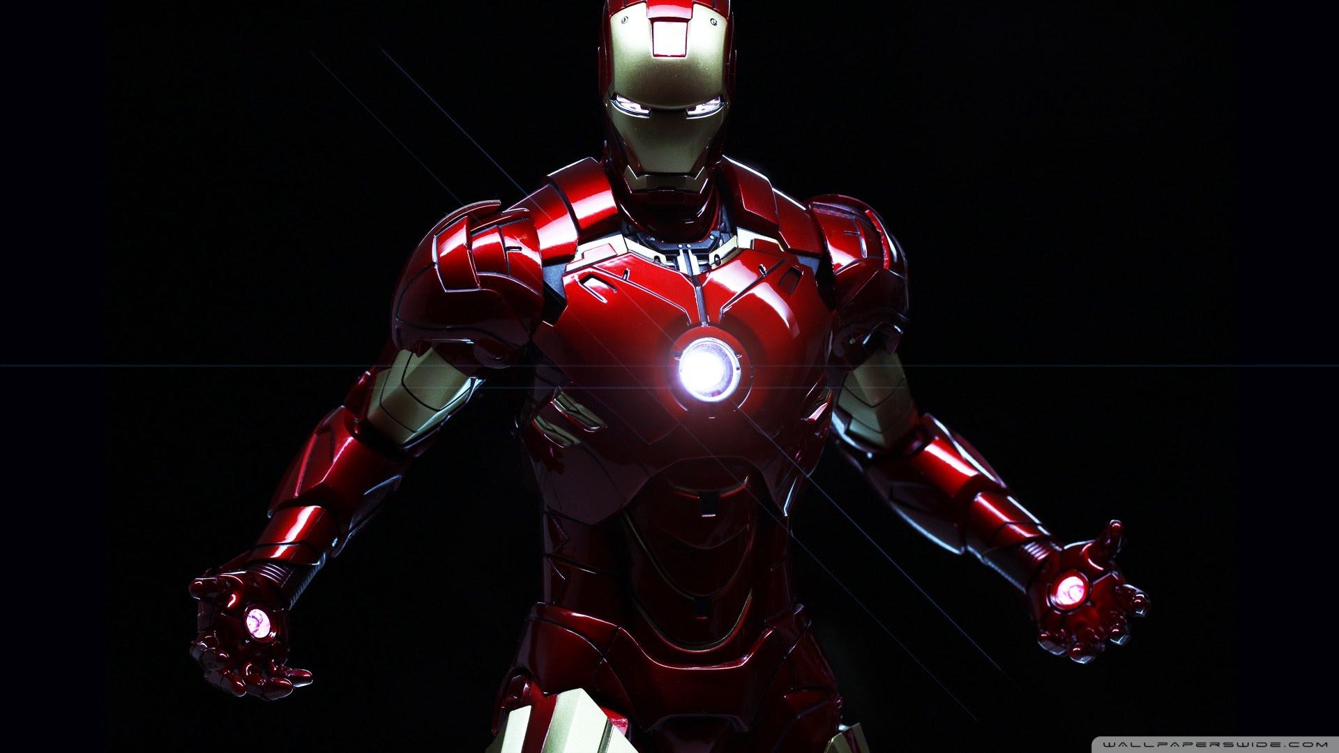 Wallpaper Hd Iron Man Desktop Wallpaper 4k