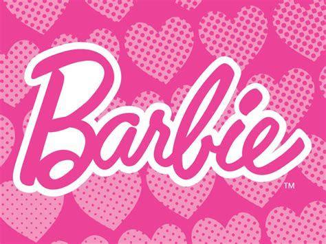 Barbie Logo 24049 1024x768 px ~ HDWallSource.com
