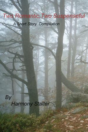 Two Romantic, Two Suspenseful by Harmony Stalter
