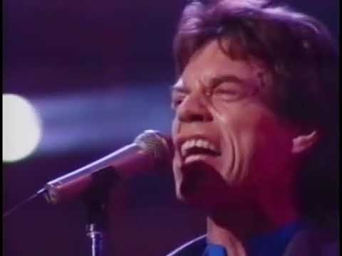 The Rolling Stones - Atlantic City, New Jersey - 19/12/1989 - STEEL WHEE...