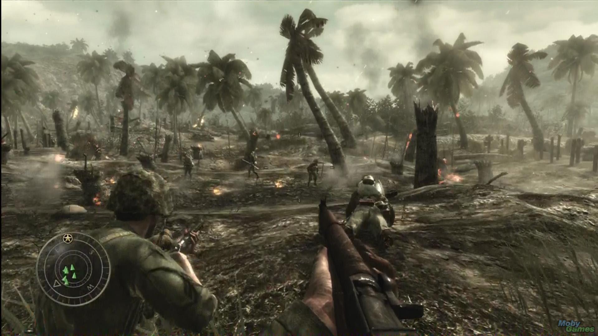 Call Of Duty World At War Wallpaper 1920x1080 5066