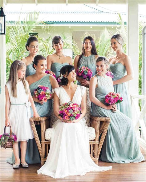 9 Bridesmaid Dos and Don?ts   Martha Stewart Weddings
