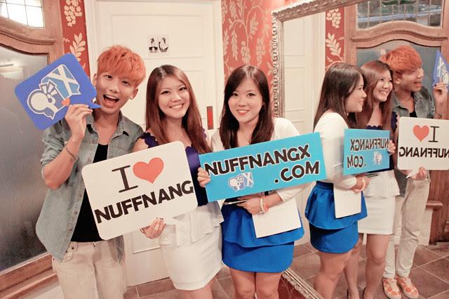 nuffnangX preview amanda jayne