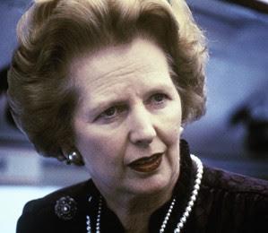 "Margaret Thatcher, a ""dama de ferro"" (Foto: AP Photo/ Arquivo)"