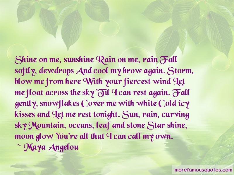 Quotes About Kisses In The Rain Top 14 Kisses In The Rain Quotes