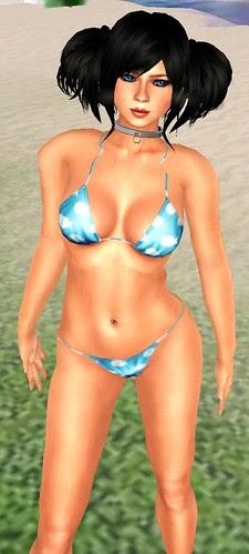 Jazumi Steals and Deals Something Fishy Bikini September 10 2010