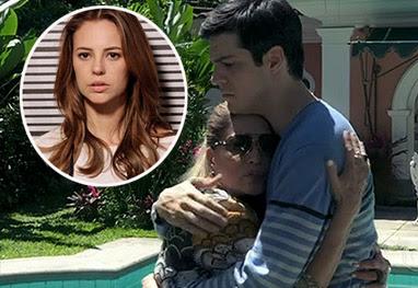 Amor à Vida: Pilar e Félix se unem para destruir Paloma - Amor à Vida/TV Globo