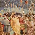 Giotto: The Betrayal of Christ